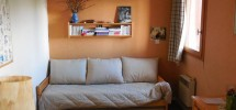 studio/Coin nuit – 5 couchages – ref : 1805